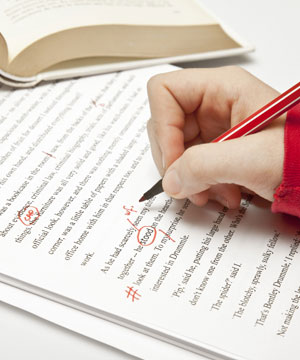 Thesis Editing and Proofreading